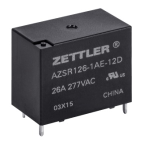 Zettler new energy solutions zettler solar relays figure 5 azsr126 sciox Choice Image